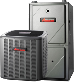 McDonald Heating, A/C and Plumbing Inc. works with Amana AC products in Auburn MA.
