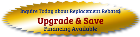 Your Air Conditioner replacement installation in Worcester MA becomes affordable with our financing program.