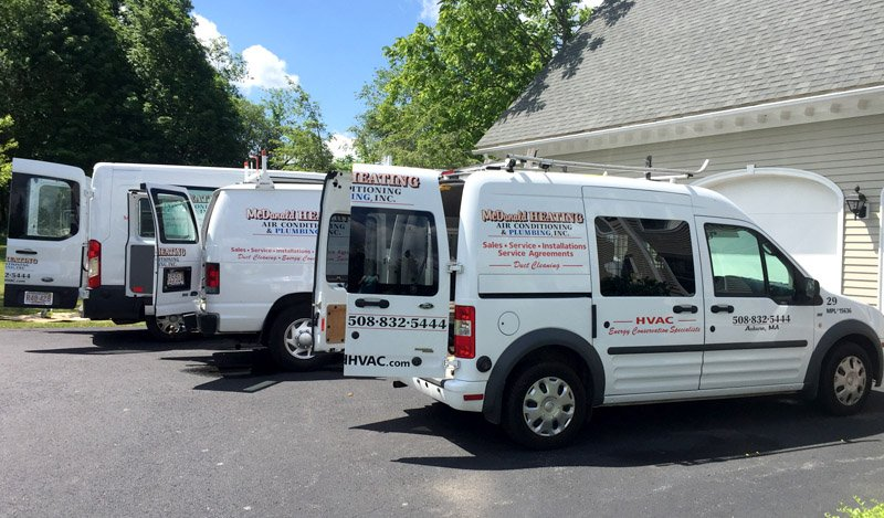 For AC repair service in Worcester MA, call McDonald!